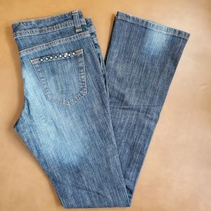 Mossimo Straight Leg Jeans Size 5